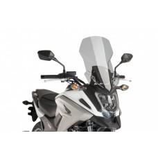 "NC 750 X 2016 HONDA / BULLE PARE-BRISE ""Touring""  Dim:H 520 X L 325 mm"