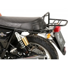 Interceptor 650 2018- ROYAL ENFIELD supports-topcase-porte-bagage en noir