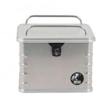 Basic Alu Box top-case 35 L 610.073 de H&B pour montage sur les supports de hepco becker
