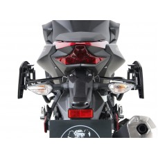 Z 400 2019-2020-2021  Kawasaki protection arriere et support sacoches