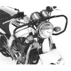 GS 500 E 2001-Suzuki protection guidon moto ecole