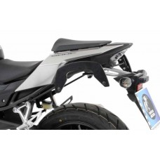 CB 500 F 2016-2018 HONDA protection arrière supports sacoches