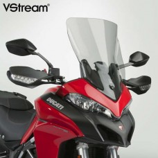 MULTISTRADA 950 1200 1260 DUCATI BULLE VSTREAM SPORT-TOUR N20504 Dimensions: Hauteur 50.8 X 37.5 CM en legerement fumé