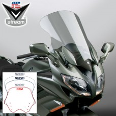 "FJR 1300 2013-2020 Yamaha : Bulle V-stream pour FJR 1300 de National Cycle ""sport-touring "" N20308"