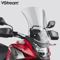 "CB 500 X 2019-2020 Honda : Bulle Vstream de National Cycle ""sport-touring"" N20064"