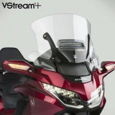 GL 1800 2018- Honda Goldwing : bulle ou pare-brise Vstream + De Luxe N20019  : dimensions H 42.8  X L 55.5 CM