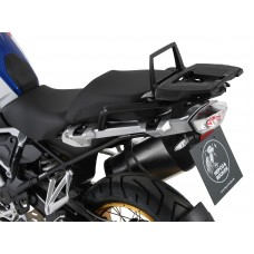 R 1250 GS LC 2018- BMW  support top-case-porte bagage alurack de Hepco Becker