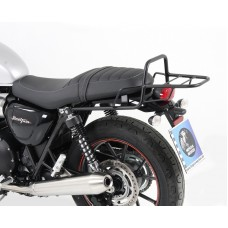 Street Twin 2016-Triumph support top-case porte bagage en noir