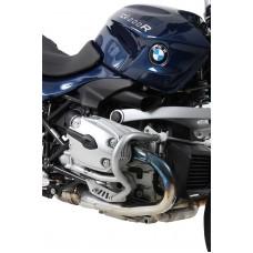 R 1200 R 2006-2014 BMW pare cylindres - pare carters en argent (paire)