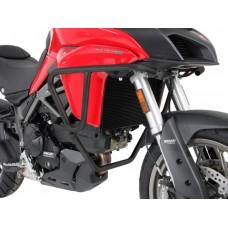 Multistrada 950/S 2017-2018-2019-2020 Ducati pare cylindres-carter en noir