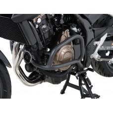 CB 500 F 2019-2020-2021 HONDA Ensemble de 3 protections auto moto école 1 Paire des pare carters -1 protection arrière- 1 protection guidon