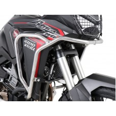 CRF 1100 L Africa twin 2020- Honda protection reservoir-carenage en inox