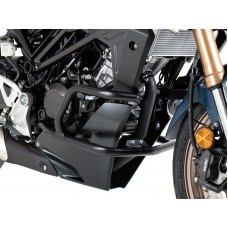CB 125 R 2021- Honda pare carter en noir