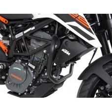 125 Duke 2017- KTM pare carter en NOIR