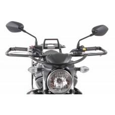 SV 650 2016- Suzuki protection moto ecole , guidon - avant   en noir