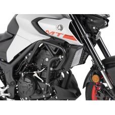 MT 03 2020 Yamaha pare carters  noir (paire)