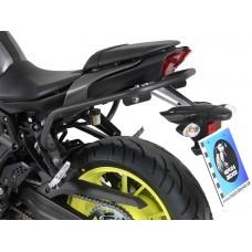 MT 07 2018-2019 Yamaha kit protection moto ecole arrière