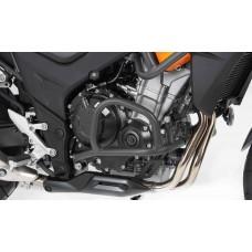 CB 500 F 2013-2015 HONDA Ensemble de 3 protections auto moto école 1 Paire des pare carters -1 protection arrière- 1 protection guidon