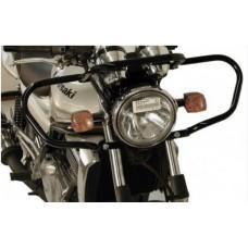 ER 5 2001- Kawasaki  protection moto- ecole avant- guidon