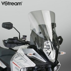 "1290 Super Adventure 2015- KTM bulle Vstream ""sport-touring"" N20808 : H 41.3  X L 40.6 CM"