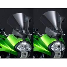 "VERSYS 650 2007- 2009  Kawasaki: Bulle Vstream ""Sport-touring "" N 20100 : H 37.4 X L 38.1 CM"