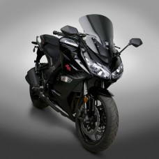 "Z 1000 SX 2011-2016 Kawasaki: Bulle Vstream de  National Cycle ""Sport-Touring"" N 20105 : H 49.5 X L 40.6 CM"
