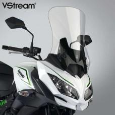 "Versys 1000 2017-2018-2019 Kawasaki : Bulle Vstream ""Touring"" N 20120 : H 46.3 X L 38.1 CM"