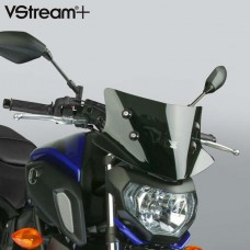 "MT 07 2018- Yamaha : Bulle Vstream de National Cycle ""sport"" N20328"