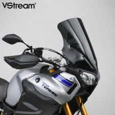 XT1200Z Super Ténéré 1200 de 2014-  Yamaha Vstream bulle National cycle N20319 dimensions: H 48.3 X 37.5 CM