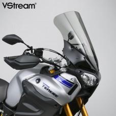 XT1200Z Super Ténéré 1200 Yamaha de 2014- Bulle National cycle N20320 Sports/tour Hauteur 55.3 cm  Largeur 40 cm en fume clair