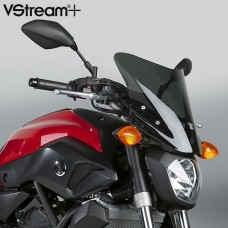 "MT 07 2014-2017 Yamaha : Bulle Vstream de National Cycle ""sport"" N20313"