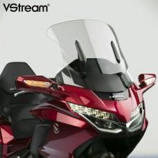 GL 1800 2018- Honda Goldwing : bulle ou pare-brise Vstream de national cycle N20022  : dimensions H 47.3 X L 37.4 CM