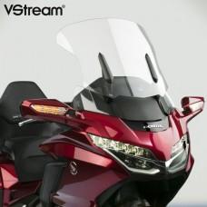 GL 1800 2018-2019 Honda Goldwing : bulle - pare brise Vstream de national cycle N20023 : dimensions H 50.1 X L 56.8 CM
