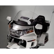 GL 1500 Honda bulle-pare brise Vstream de national cycle N20032 : H 65.4 X L 64.8 CM avec ouverture pour le ventilation de origine Honda