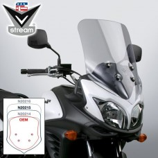 "DL 650 2012-2016 Suzuki : Bulle Vstream de National Cycle ""Sport-touring"" N20215"