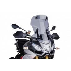 CAPONORD 1200 2013 APRILIA BULLE de PUIG incl deflecteur: 6502H Dim:H 590 X L 440 mm (hors deflecteur)