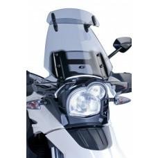 G 650 GS 2011- BMW BULLE-PARE-BRISE de PUIG incl deflecteur: 5915H Dim:H 420 X L 450 mm (hors deflecteur)