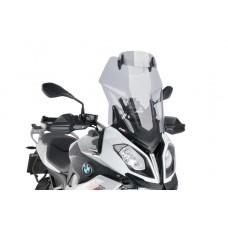 S 1000 XR 2015- BMW BULLE-PARE-BRISE de PUIG incl deflecteur: 7620H Dim:H 515 X L 425 mm (hors deflecteur)