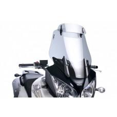 """DL 650 V-STROM -2011 SUZUKI BULLE de """"PUIG"""" incl deflecteur: 5883H Dim:H 515 X L 420 mm (hors deflecteur)"""