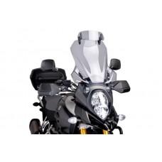 """DL 1000 V-STROM 2014- SUZUKI BULLE  de """"PUIG"""" incl deflecteur: 7230H Dim:H 460 X L 435 mm (hors deflecteur)"""