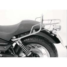 Nevada 750 anniversario 2010- Moto Guzzi porte paquets - porte bagage ou support top case en chrome