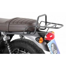 Bonneville T120 2016- Triumph support top-case porte bagage en chrome