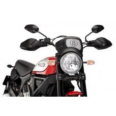 Ducati Scrambler Protège mains-Garde-mains de Puig 8949 pour différents modèles Scrambler