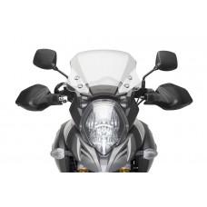 DL1000 V-STROM 2014- Protège mains-garde mains (paire) en noir mait : PUIG 8950