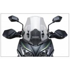 VERSYS 650 et VERSYS 1000 2015- Kawasaki Protège mains et garde mains en noir mat. Puig 8951