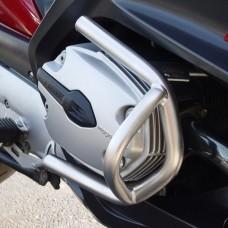 R 1200 RT 2005-2006-2007-2008-2009 BMW Pare cylindres pour BMW Z7101 Ztechnik en inox