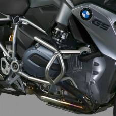 R 1200 GS  LC series 2013- BMW Pare cylindres - protecteurs moteur de Ztechnik 7103 en inox