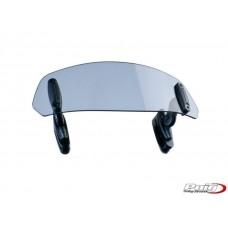 Deflecteur pour bulles XT 1200z super tenere sans percer.