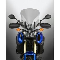 XT1200Z Super Ténéré 2010-2013 Yamaha Bulle national cycle: Hauteur 54cm, largeur 40.6 cm. Couleur: clair-fumé : Modèle -N20305