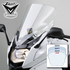 "F 800 GT 2013- BMW Bulle Vstream "" touring "" de Ztechnik Z2478"